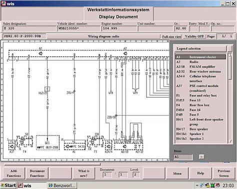 Wiring Diagram Please Help 1996 E320 Mercedes Benz Forum
