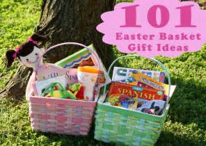 Ideas of things to put inside your kids easter baskets from the mom
