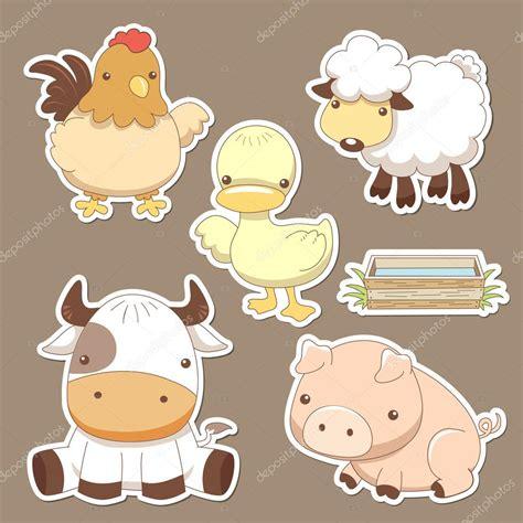 imagenes vectoriales animales gratis los animales de la granja conjunto archivo im 225 genes