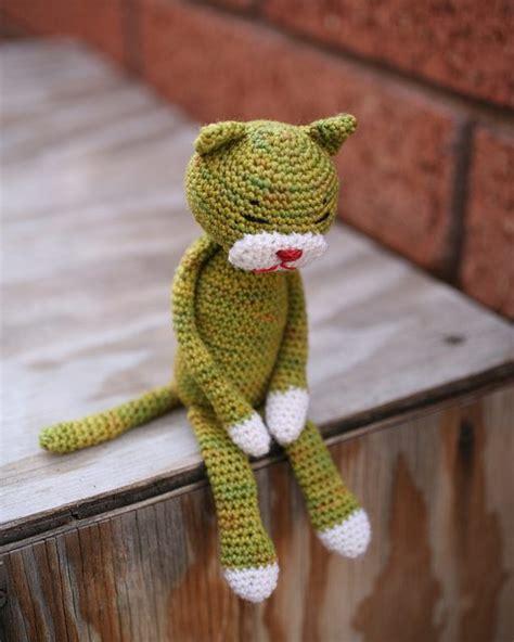 pattern cat crochet 18 amazing crochet animal patterns and amigurumi patterns