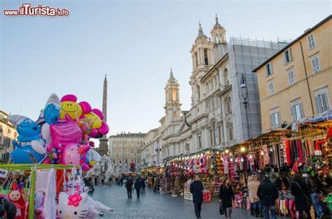 befana piazza navona 2018 i mercatini di natale a roma date 2018 e programma