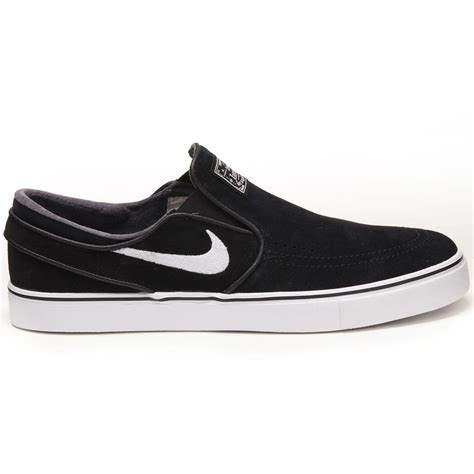Nike Sb Zoom Stefan Janoski 9 5 nike zoom stefan janoski slip on canvas shoes