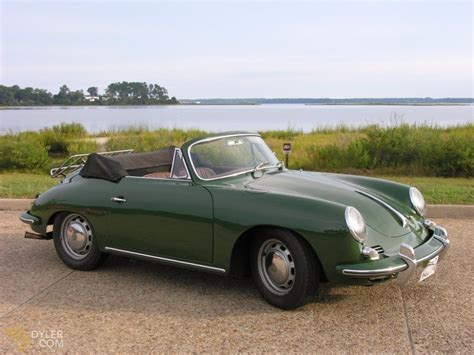 convertible porsche 356 classic 1965 porsche 356 c cabriolet roadster for sale
