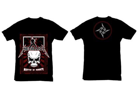 T Shirt Anonymous 03 metallica and megadeth t shirt creating imagination