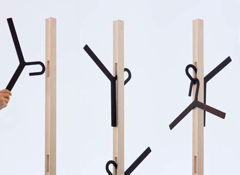 design clothes hanger hang your hanger on your hanger yanko design