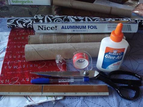 aluminum foil box desk organizer thriftyfun