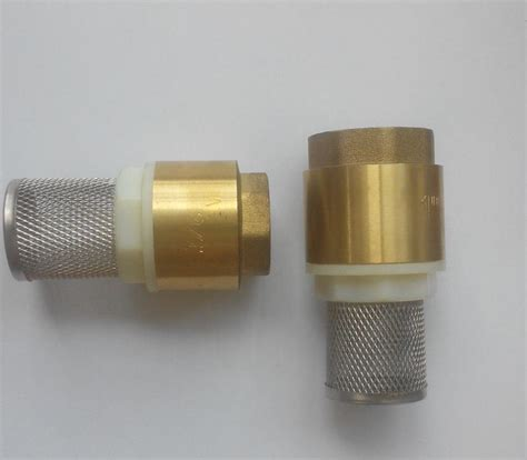 Foot Valve Stainless Steel china brass foot valve stainless steel web china brass