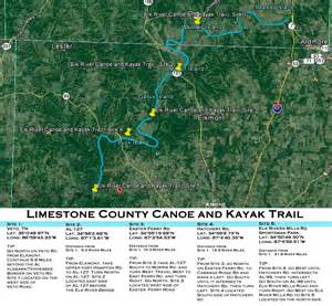 kayak fishing maps fall fishing in limestone county alabama