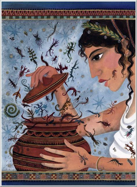 tanika ray is she greek myth man s pandora