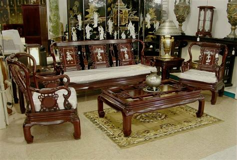 China Living Room Furniture Antique Living Room Furniture Rumah Minimalis