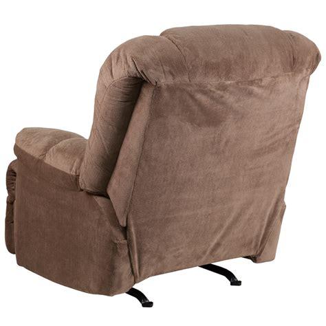 recliner microfiber contemporary dynasty camel microfiber rocker recliner wm