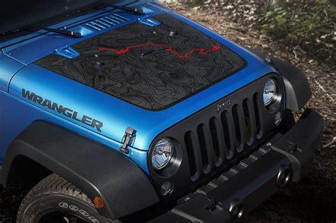 2016 jeep wrangler black bear 2016 jeep wrangler embraces black bear edition it just