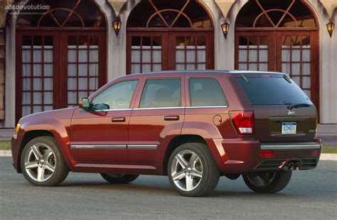 jeep srt 2009 jeep grand cherokee srt 8 specs 2006 2007 2008 2009