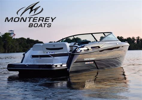 monterey boats dealer miami monterey boats welcomes new dealer top notch marine