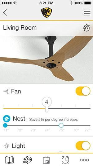 nest fan won t turn your big fan can now to your nest thermostat