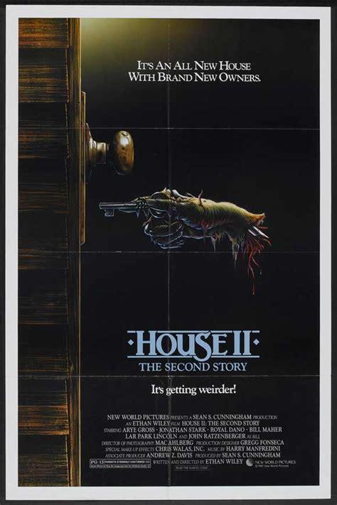 house ii the second story 1987 imdb john s old school horror corner house ii the second
