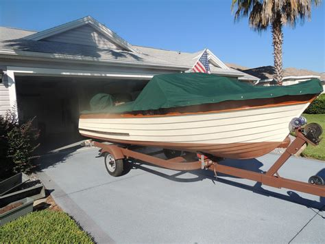 boat company thompson boat company sea coaster 1960 for sale for 2 450