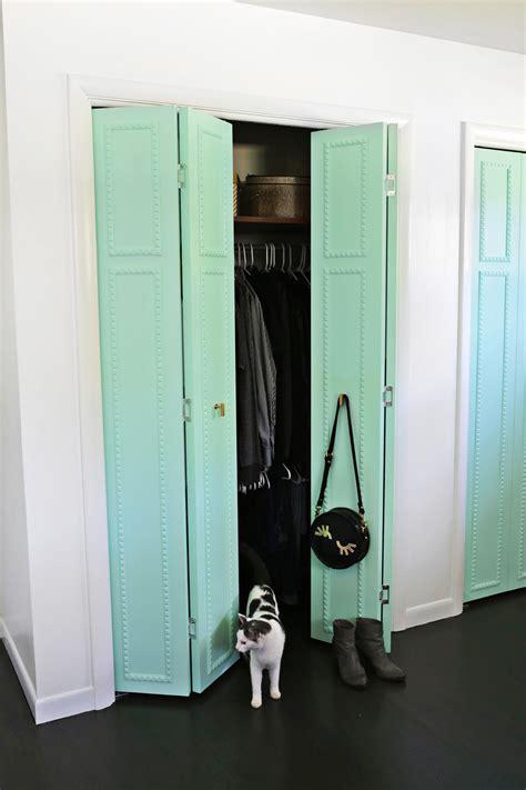 customized closet doors customize your closet doors with trim a beautiful mess
