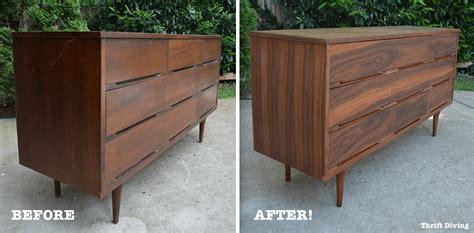 modern natural wood dresser should you not paint wood furniture