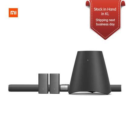 xiaomi mi home theater system active