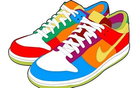 imagenes animadas zapatos zapatos del deporte descargar vectores gratis