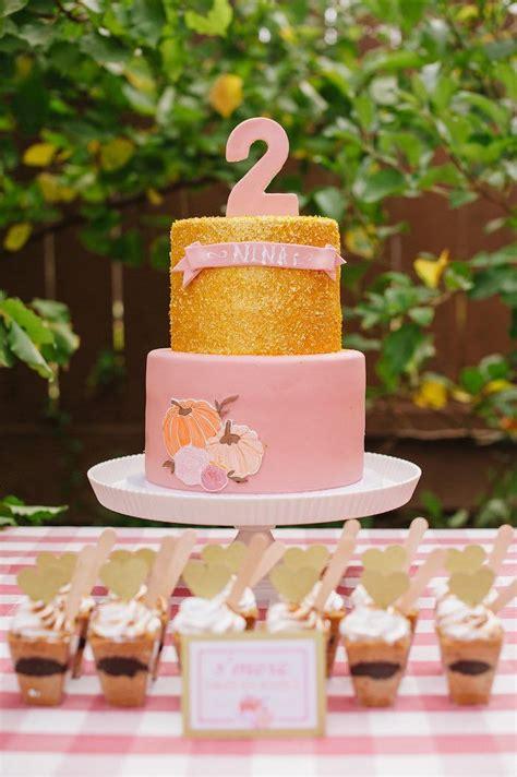 "Kara's Party Ideas ""Little Pumpkin"" Fall Picnic Birthday Party   Kara's Party Ideas"