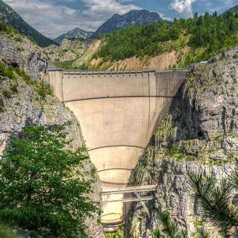 ufficio informazioni diga vajont 187 come visitare la diga vajont dove si trova e come