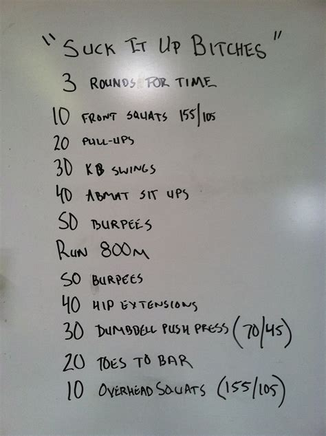 crossfit one world the any workout