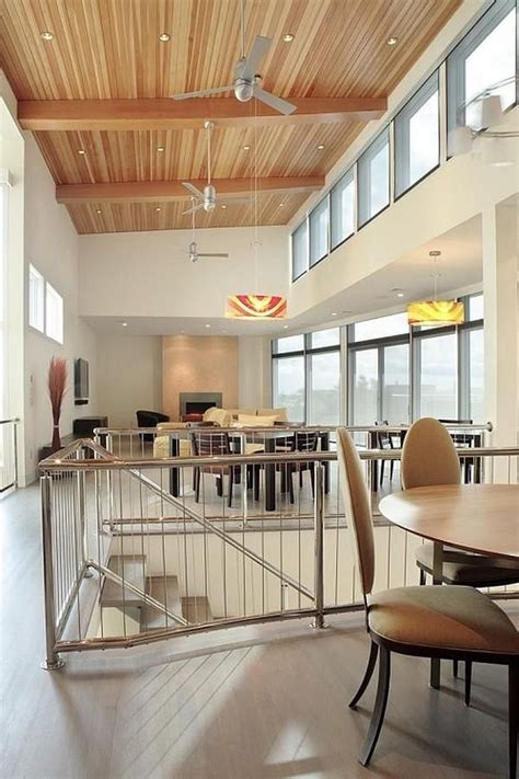 wall color small space high ceilings  high ceiling