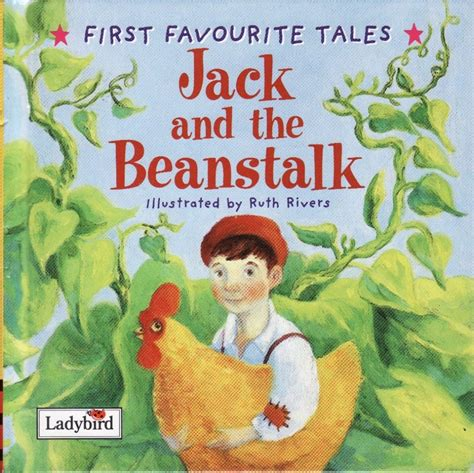 the beanstalk picture book and the beanstalk ladybird book favourite tale