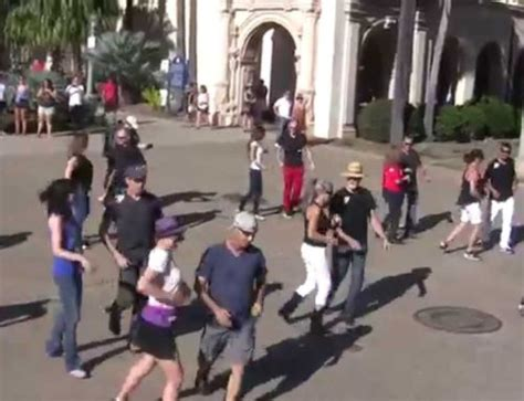 san diego west coast swing international flashmob west coast swing san diego 2016 at