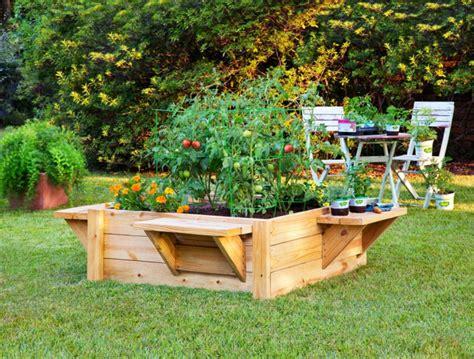 Garten Gestalten Hochbeet by Hochbeet Im Garten Eine Sch 246 Ne Gartengestaltungsidee
