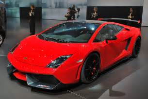 lamborghini gallardo trofeo stradale hits the stage