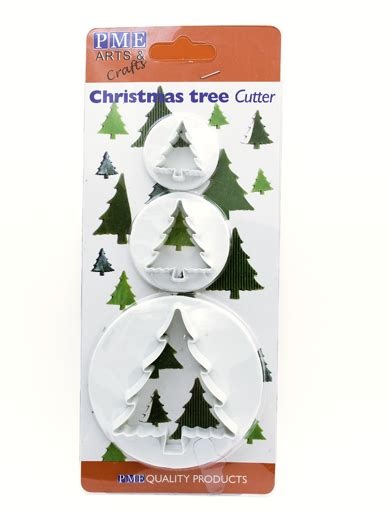 christmas tree cutter set of 3 the vanilla valley