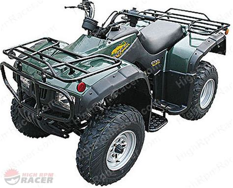 Roketa Atv 10 250cc Chinese Atv Service Manual Om