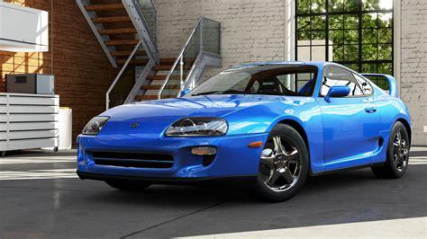 1998 Toyota Supra Rz Forza Motorsport 5 Cars