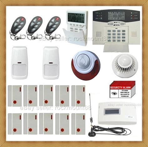 mobile home security system 28 images kerui 5800g lcd