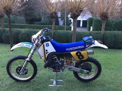 Motorrad 250 Ccm Enduro by Husqvarna Cr Enduro Oldtimer 250 Ccm 1988 Catawiki