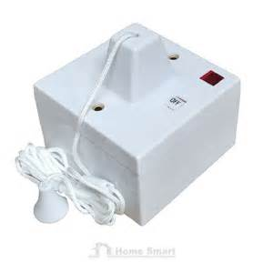 shower ceiling pull cord switch amp pattress box 45 amp fitting a pump under a bath shower power booster