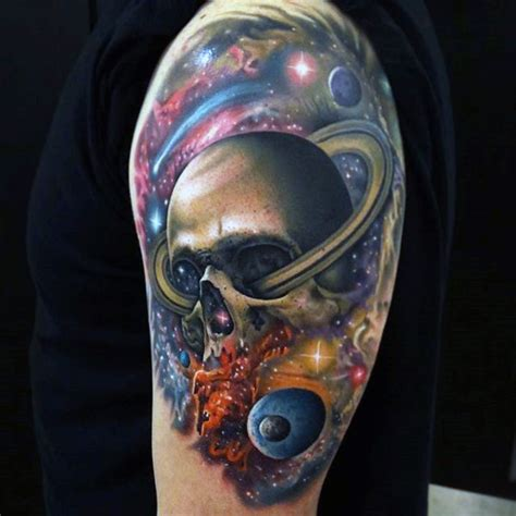 galaxy tattoos for men 106 insanely tattoos for page 9 of 11 tattoomagz