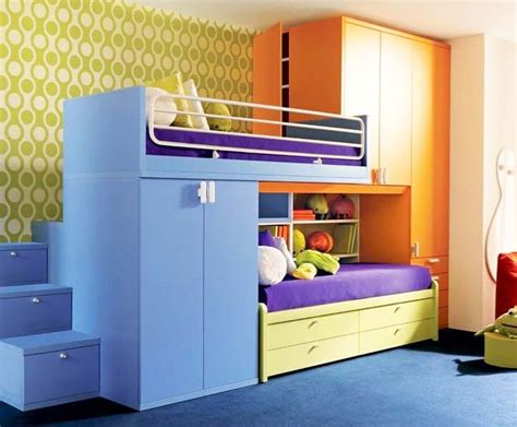 Bunk Beds With Storage Space Save Space In Your Rooms Bunk Beds With Storage Newark Wire