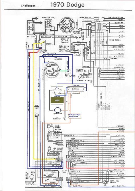 1970 Challenger Electrical Gremlins Moparts Restoration