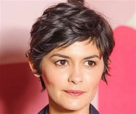how to get audrey tautous pixie cut audrey tautou short hairstyle casual summer everyday