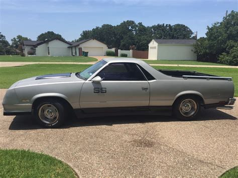 el camino for sale conquista edition 1987 chevrolet el camino ss vintage for sale