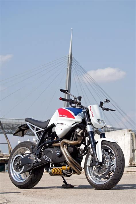 streetfighter tail section buell x1 quot big red quot 2012 by officine rossopuro via racing