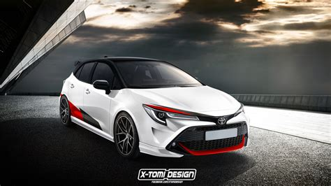 toyota go and see toyota corolla may see a version that rivals golf gti