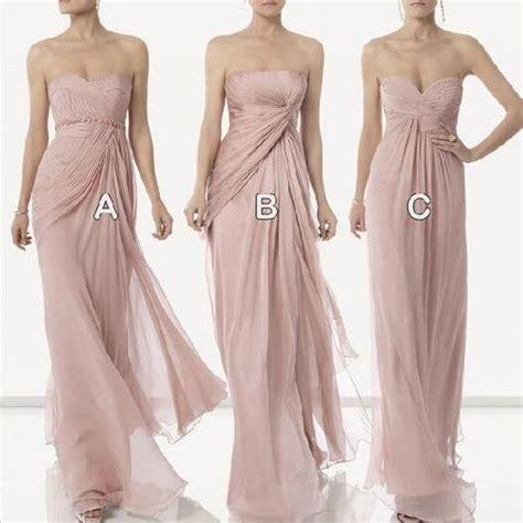 Bridesmaid Dress Material Options - bridesmaid dress mismatched bridesmaid dress
