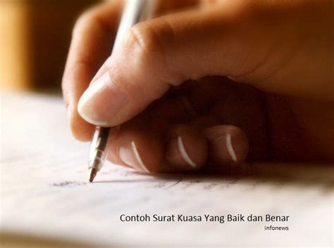 surat kuasa mad say