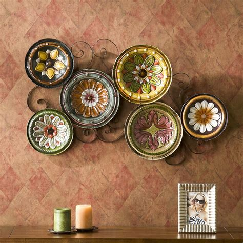 wall plate covers decorative sei scattered italian plates wall wall