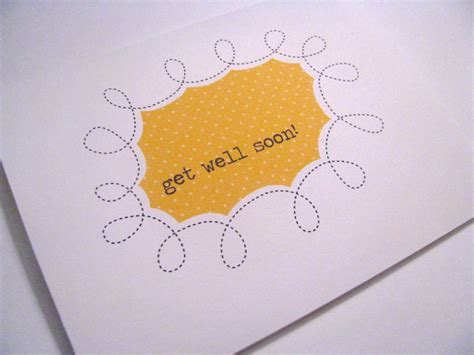 get well soon cards to make yellow mums ff get well soon cards